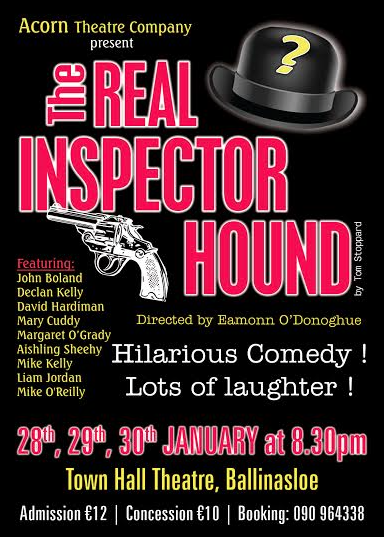 The Real Inspector Hound
